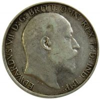 1 Florin 1904 - United Kingdom